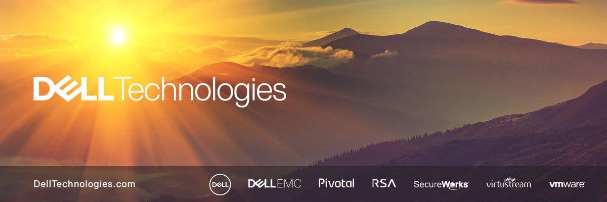 #DellTechnologies Let the transformation begin https://t.co/ltwPgMNRQo https://t.co/wbGOQrgMGP