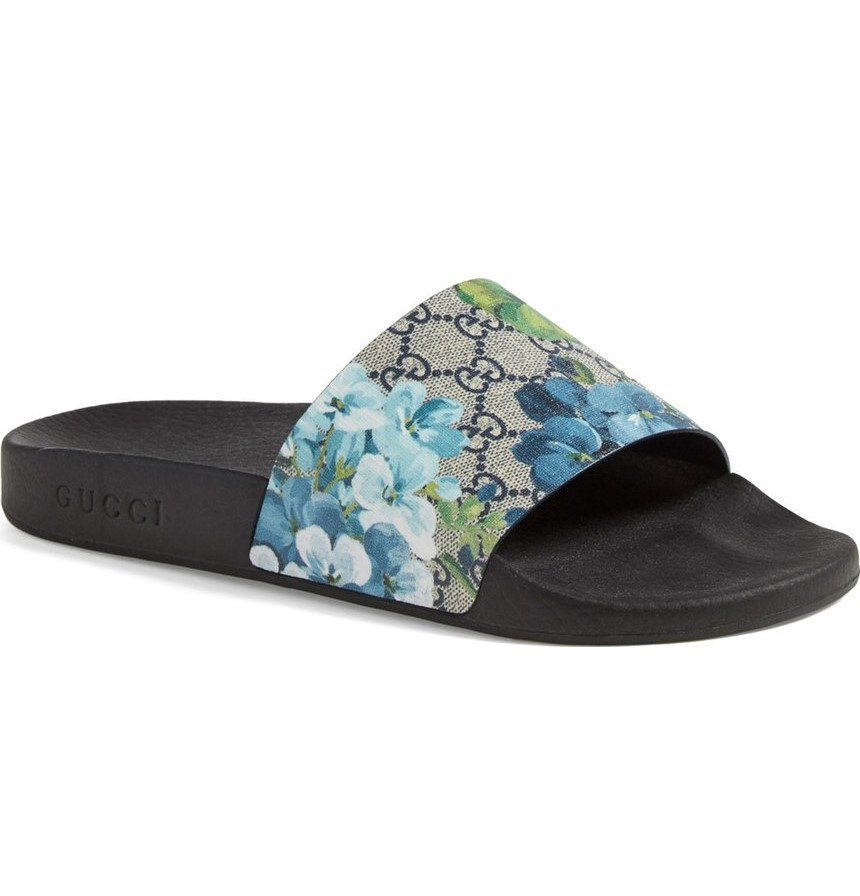 f9581b477483 Gucci Bloom Slides Sale