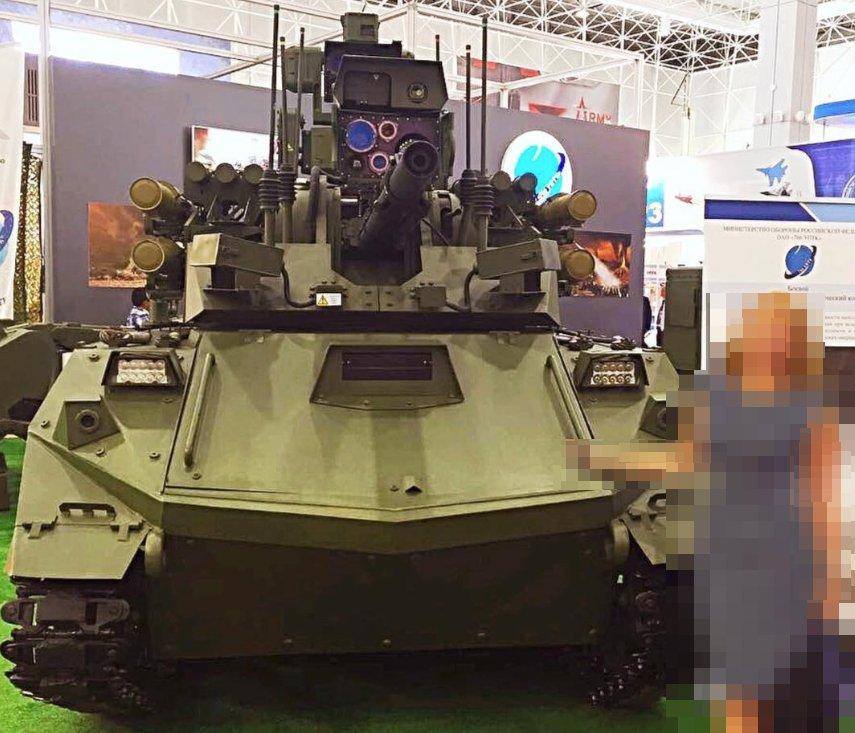 Russian Army Robots - Page 12 CrwUE1lWYAAlQ3F