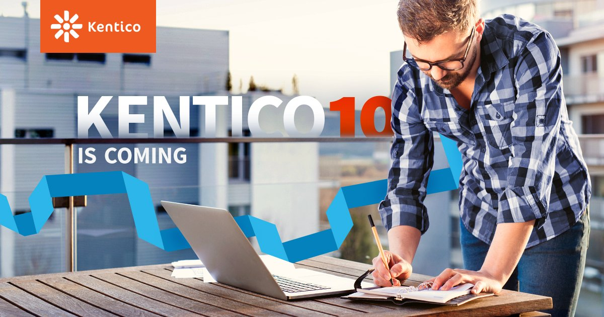 We can't keep quiet anymore—#Kentico10 is coming in November, and it's our best yet. Watch for our updates! https://t.co/krnJhtsYt7