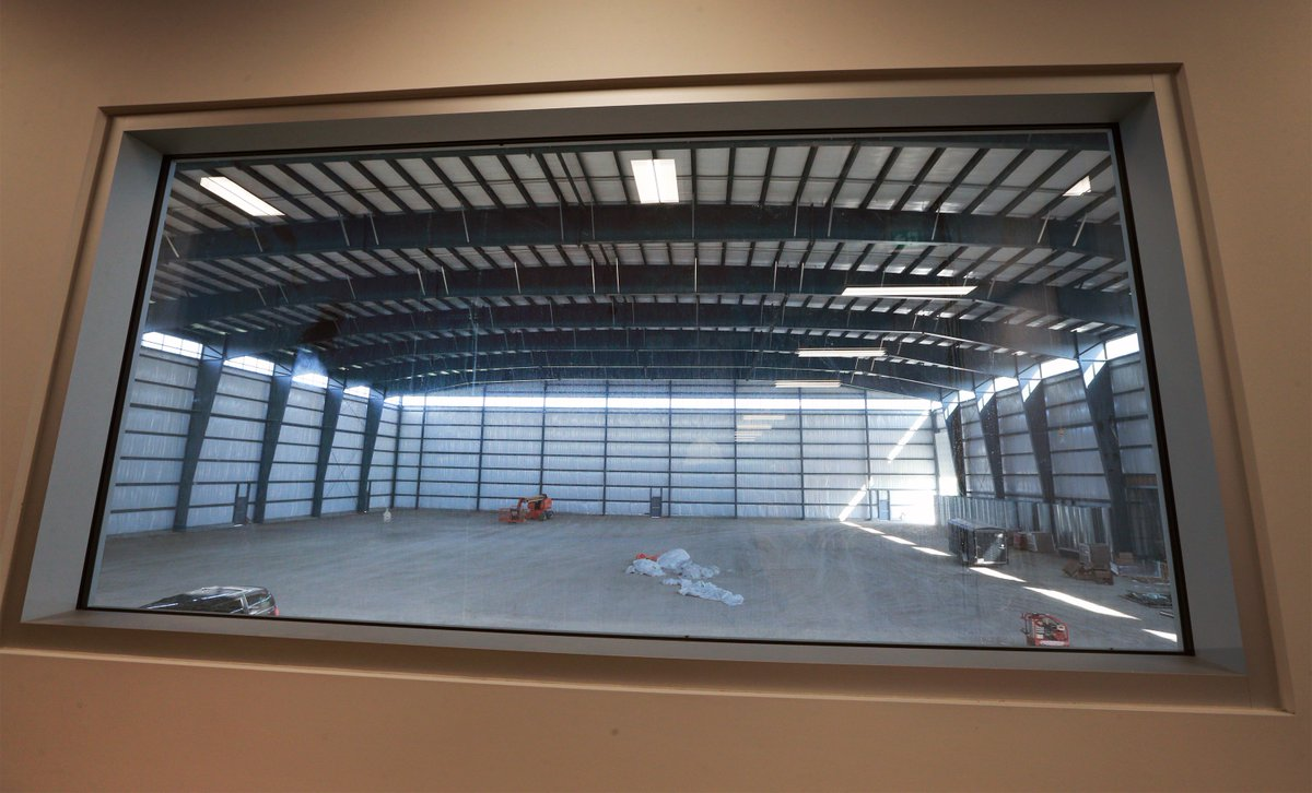 """Dan Janisse on Twitter: """"The new YMCA at Central Park Athletics project is nearing completion. https://t.co/UG6Y0QSe17"""""""