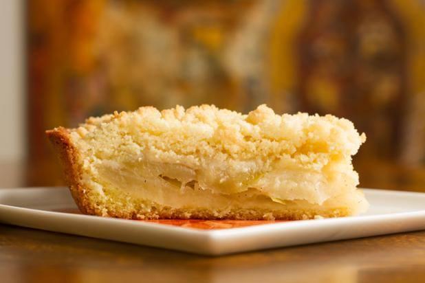 """cuisine et mets on twitter: """"tarte pommes vanille cannelle façon"""