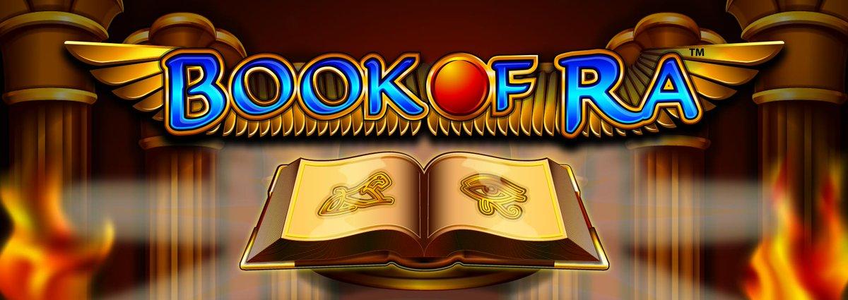 Игровой автомат Book of Ra Книга Ра онлайн бесплатно