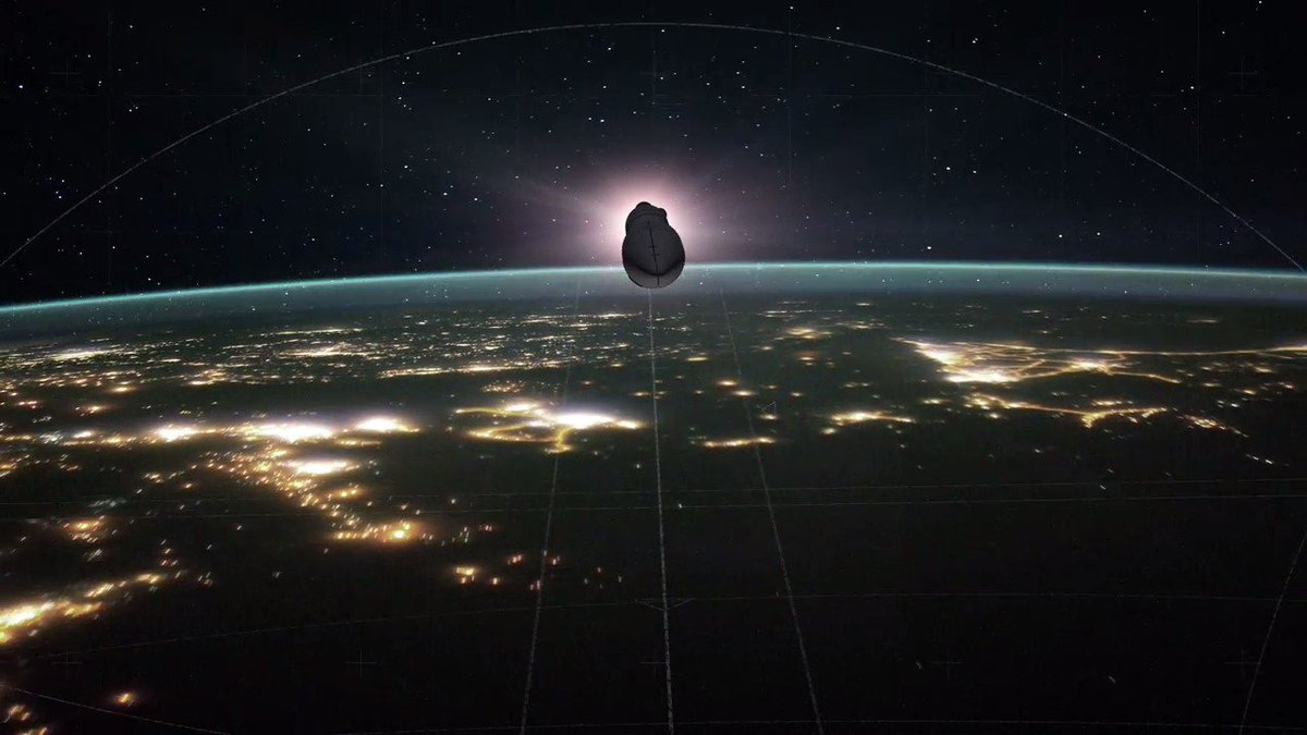 Watch our official trailer for @osirisrex, a mission to ...