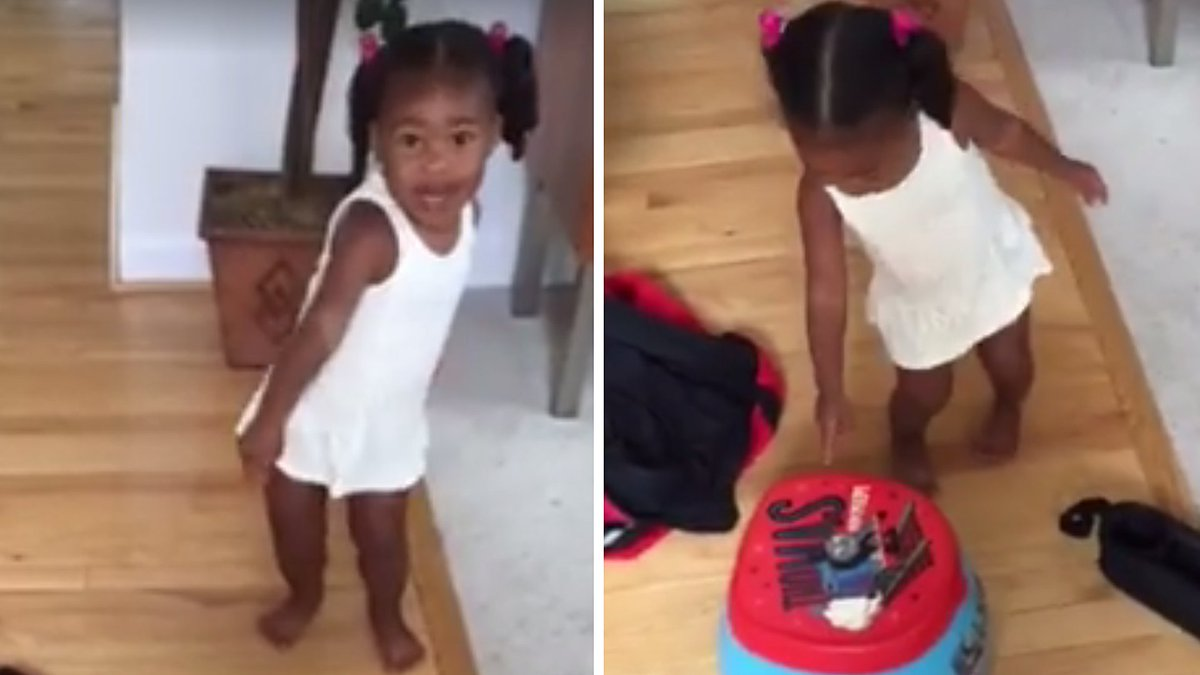 'Tell Mommy when you need to pee': Mom's catchy potty training tune goes