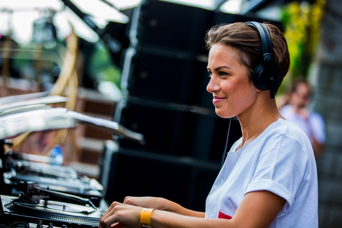 "Tomorrowland on Twitter: ""Nastia at the Cocoon stage. # ... Nastia Dj"