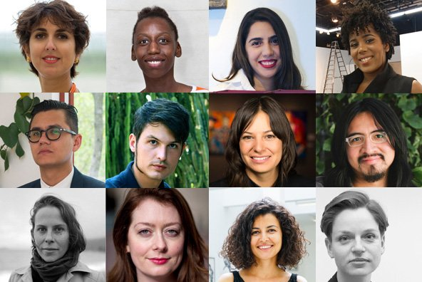 Read all about the 12 nominees for our Independent Vision Curatorial Award! #IVCF https://t.co/BQGcP7E7XE https://t.co/qFyHQ6M4j0
