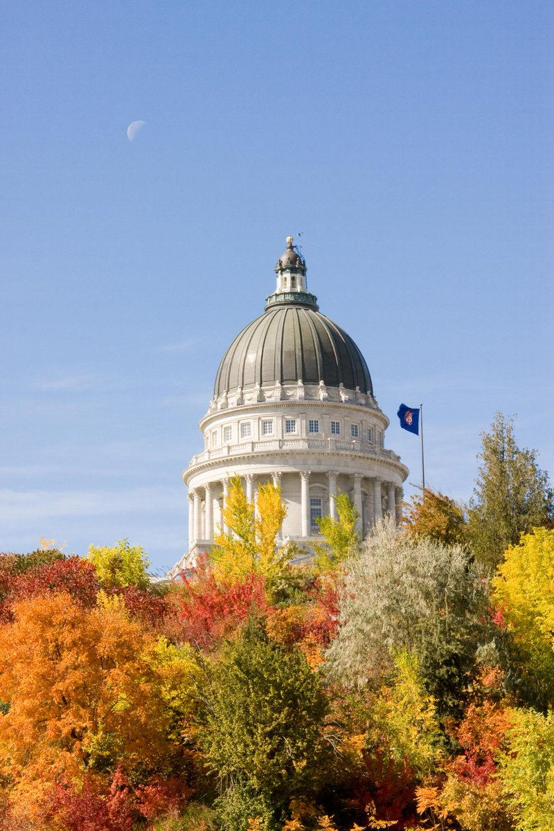 Image result for utah fall is in the air