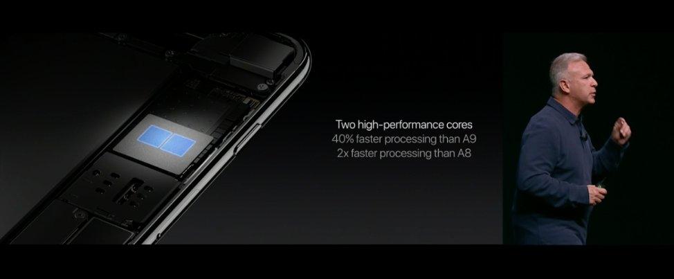 #iPhone7TH ใช้ CPU A10 ที่ประสิทธิภาพดีกว่ารุ่นเดิมมาก ซึ่งทำให้การเล่นเกมได้ดีมากขึ้น https://t.co/kcbEUkcJr5