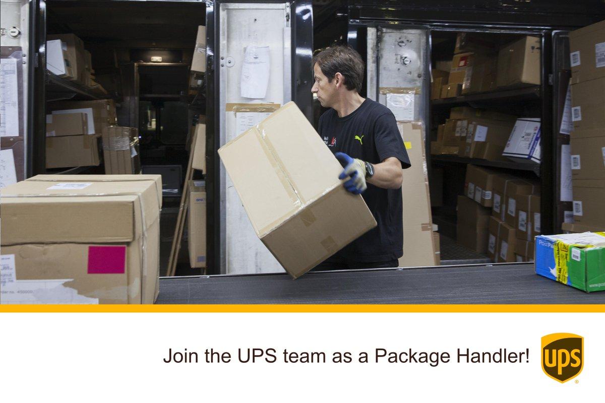 Image result for ups package handler