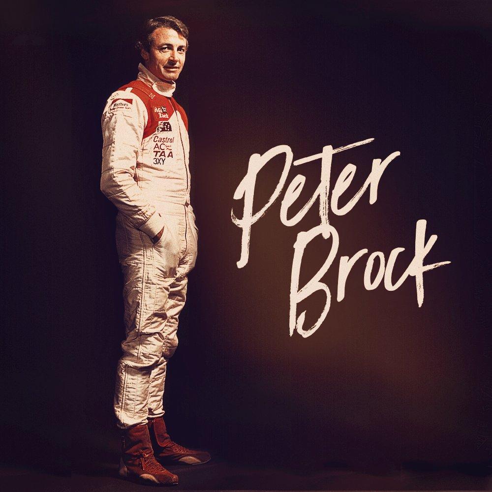 Ten years ago motorsport lost a legend. Today we remember Peter Brock. #VASC https://t.co/4T6SzLNjMi