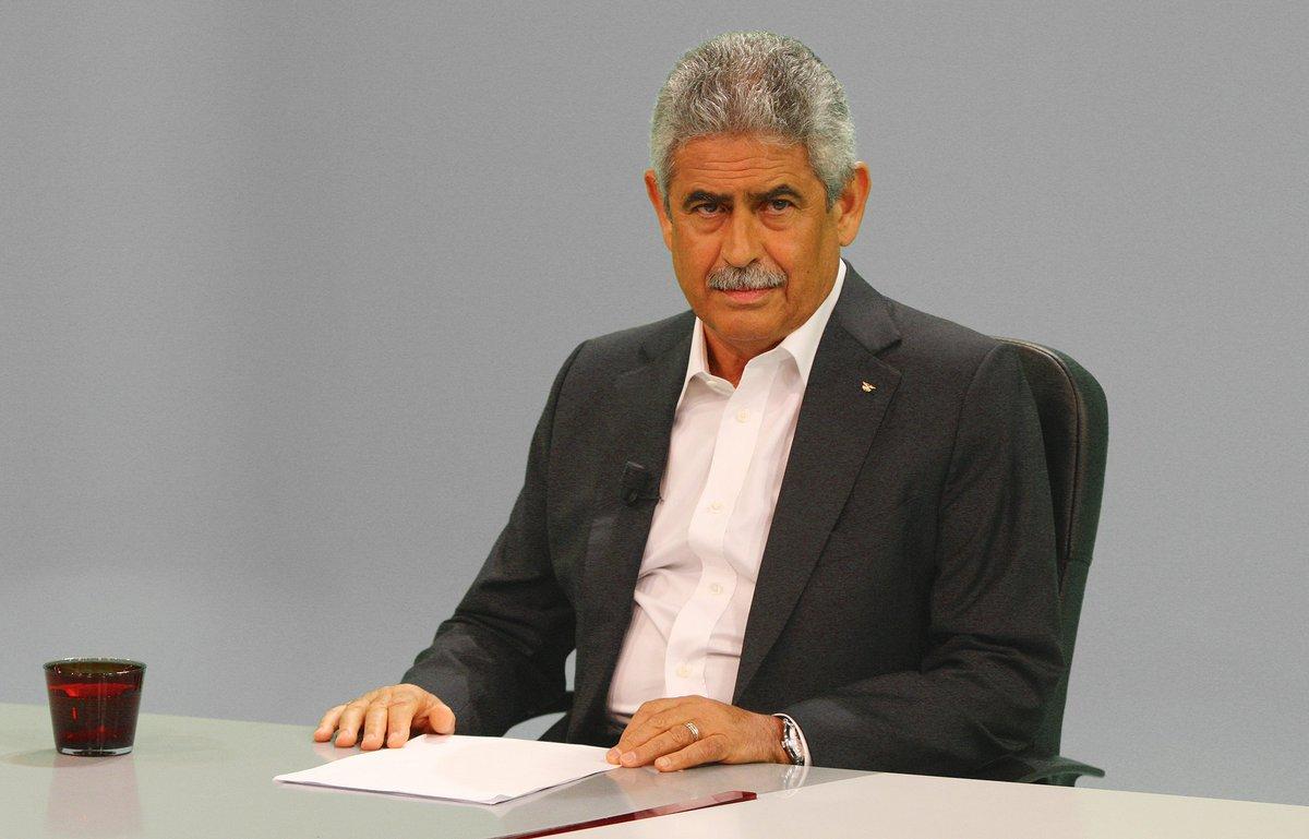 Luís Filipe Vieira está em direto na @tvi para uma grande entrevista!