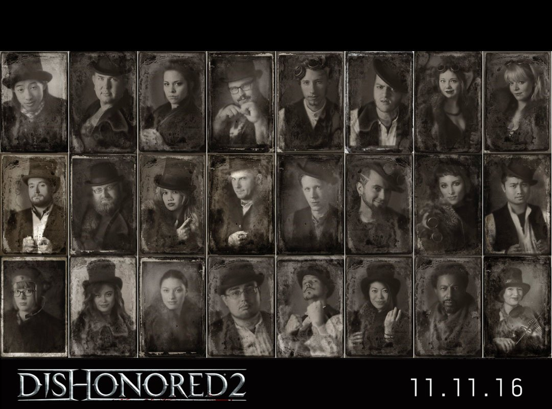 Some of the photos from the #Dishonored2 party at #PAX this past weekend. https://t.co/7fRV1G5Mzu