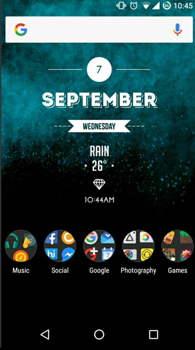 Android Setups As On Twitter First Utilitarian Setup Nova