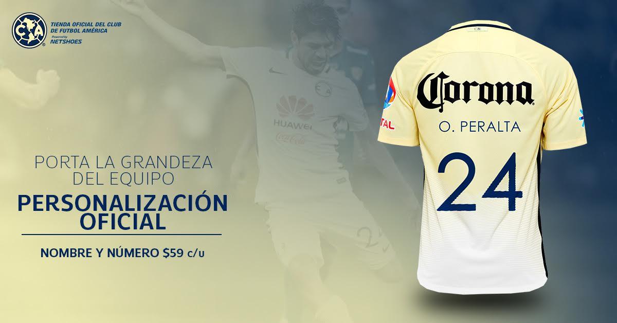 newest c09db f782e Club América в Twitter: