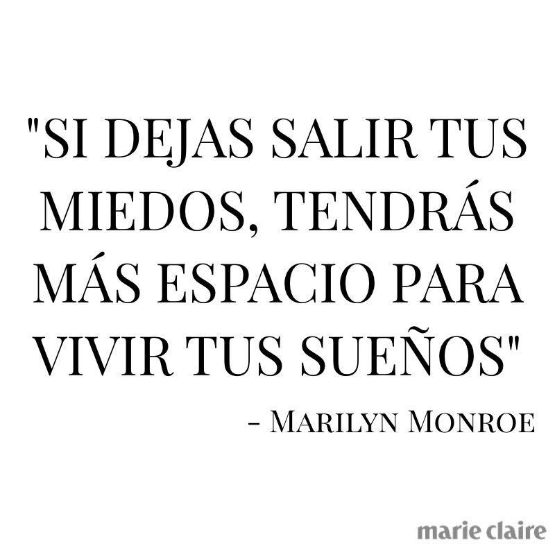 Marilyn Monroe Palabras Sabias Marilyn Monroe Mcquote