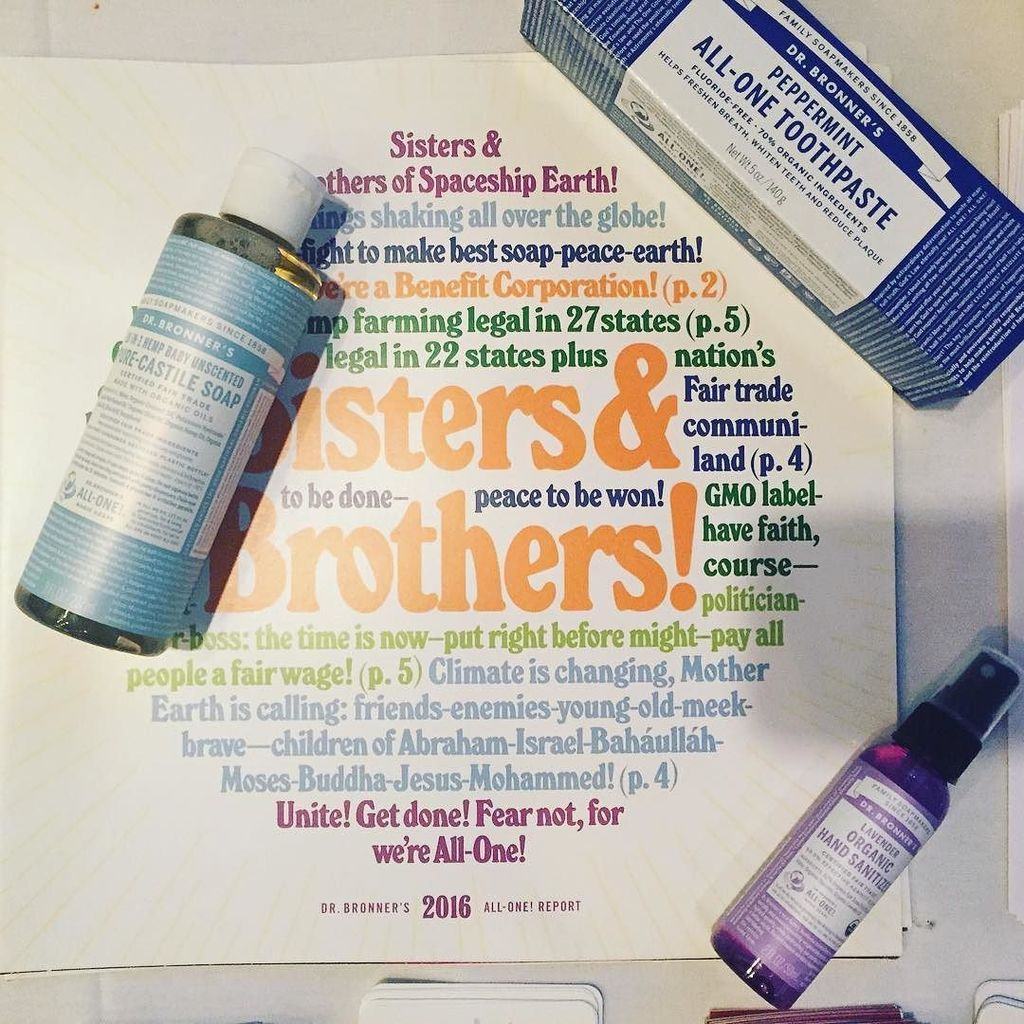 One of my favorite soap brands will be at the @dcvegfest. I'm such a sucker for @drbronner… https://t.co/AZvLAHM4O3 https://t.co/EEsTSClfkc