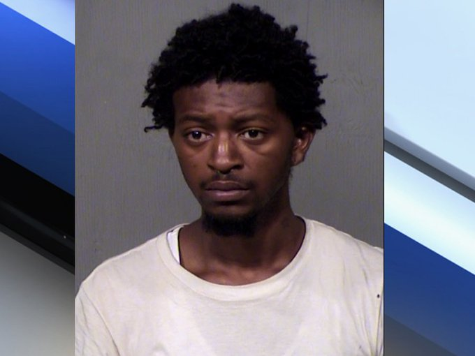 22yo Travion King arrested in connection to $3M theft from @Drake's tour bus in PHX. Arrested on ASU campus. #abc15