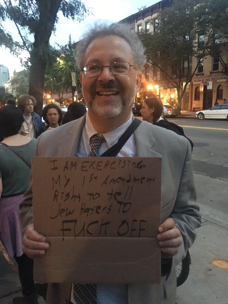 @bradlander @BrooklynCommons Howard aka Gatemouth doing what he does https://t.co/uymULl01sm