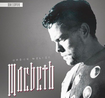 RT @Wellesnetcom Great news Orson Welles fans: Deluxe MACBETH Blu-ray, packed with extras, set for release. | https://t.co/N3ggtGO817