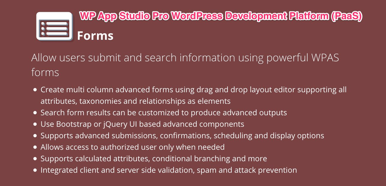 Create beautiful, responsive #WordPress #forms w WP App Studio #Webdesign #WebDev #WP https://t.co/2ZqsTSqS3t https://t.co/u5nYYJyKb7