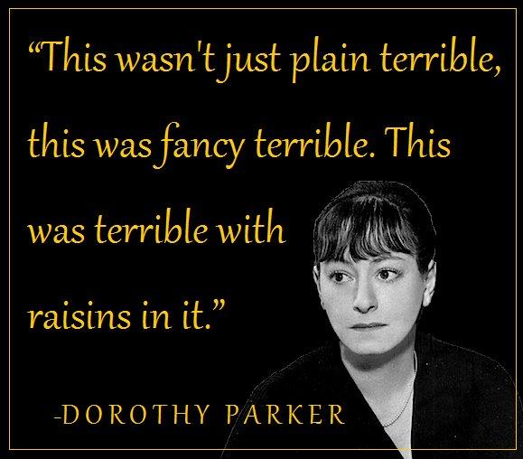 Dorothy Parker Quotes: DorothyParker Quotes (@_DorothyParker)