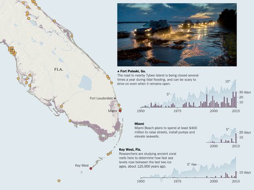 Coastal US #flooding caused by #climatechange already happening! via @nytimes https://t.co/zt5zXJYJFd #sealevelrise https://t.co/KvX27SIEng