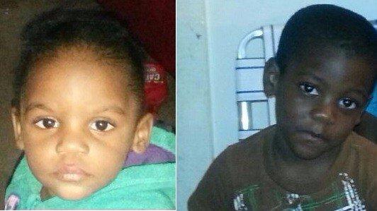Two #Greensboro kids missing call #CrimeStoppers at 336-373-1000 #AmberAlert https://t.co/uYBxOE85Jw