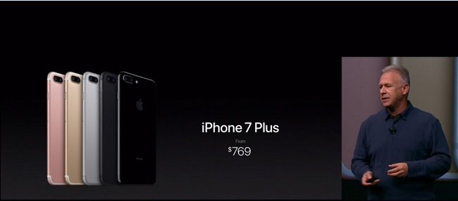 Video: The #AppleEvent #iPhone7 launch - in under 5 mins: https://t.co/MR6VVFW7mZ #Apple #iPhone7Plus #AppleWatch