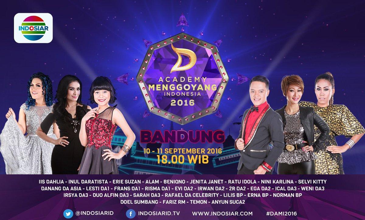 "Indosiar: Indosiar On Twitter: ""Malam Gemerlap Bintang Bersama"