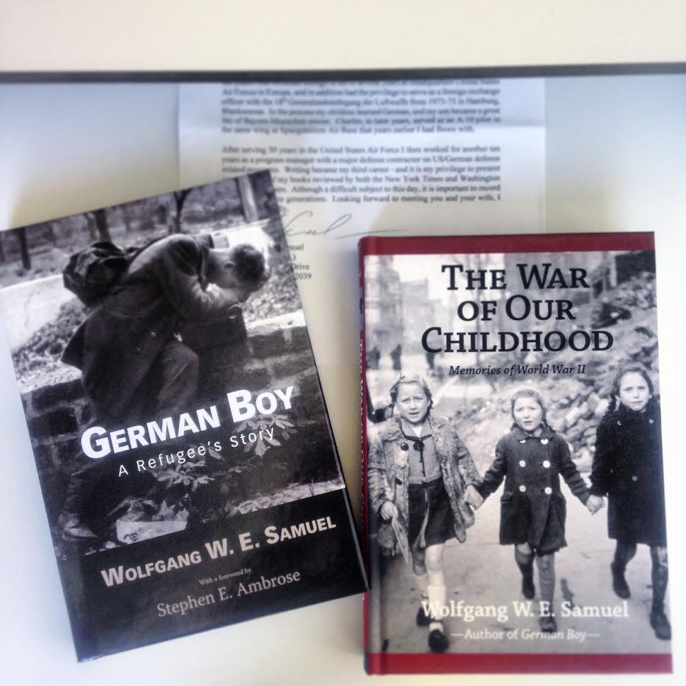 german boy book