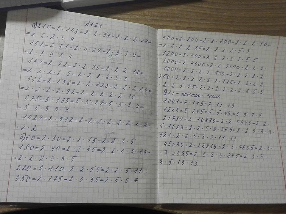 6 класс математика минаева контрольные работы