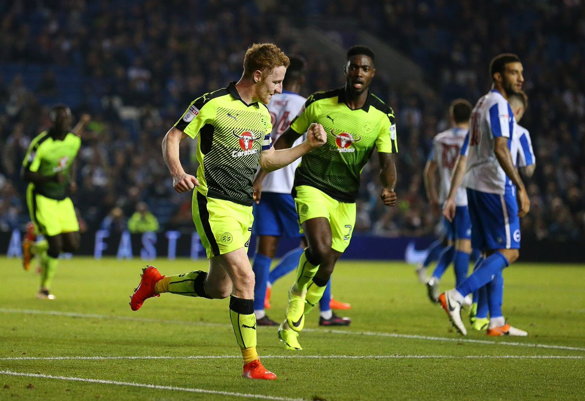 Video: Brighton & Hove Albion vs Reading