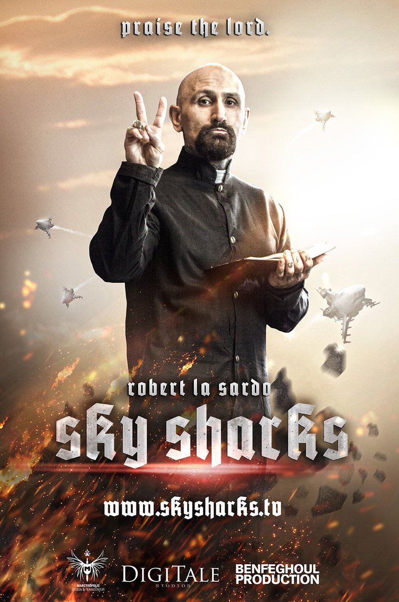 Happy 53rd Birthday #RobertLaSardo!    We hope you had a heavily day.    Catch him in #SkySharks. #FlyingSoon  http:// bit.ly/2cO0s2l  &nbsp;  <br>http://pic.twitter.com/ybnnQA0wZH
