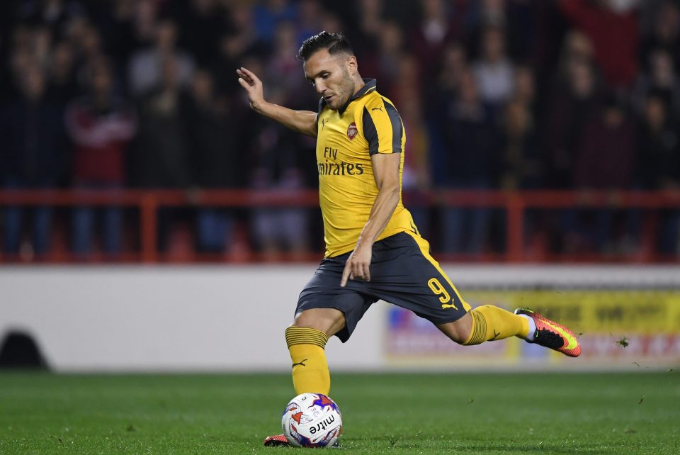 'Cheaper than Vardy, He reminds me of Eduardo' – Fans react to first goals from Lucas Perez