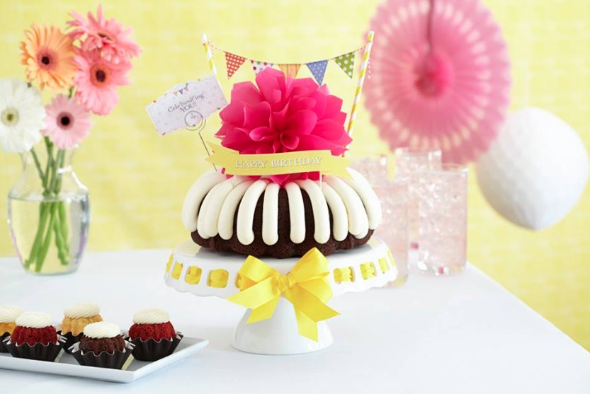 Nothing Bundt Cakes On Twitter Surprise Your Friends And Family