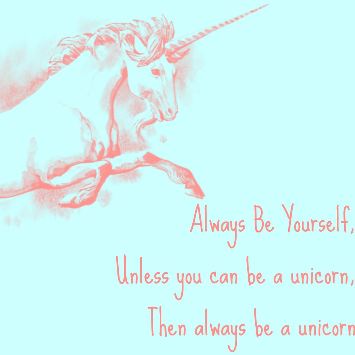 Cute Unicorn Quotes On Twitter