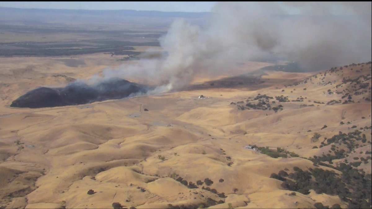 U-2 spy plane crashes in Northern California, Air Force says