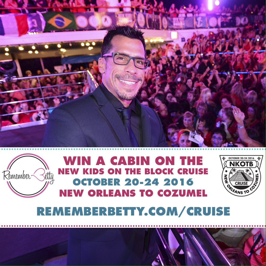 24 HOURS left to get your #NKOTBCruise16 raffle tix! Winners are picked TOMORROW! https://t.co/UCz4MJX3RG https://t.co/DypZJSqs1s
