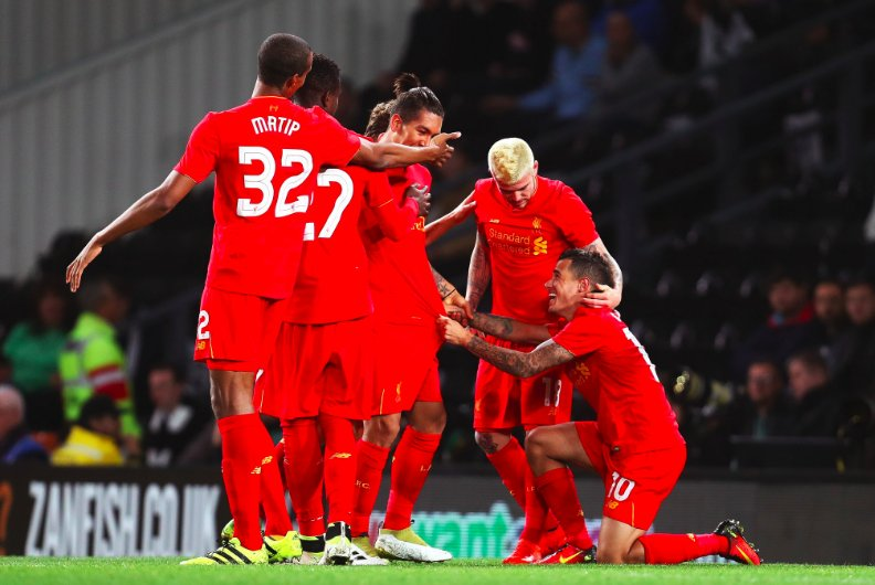 Video: Derby County vs Liverpool