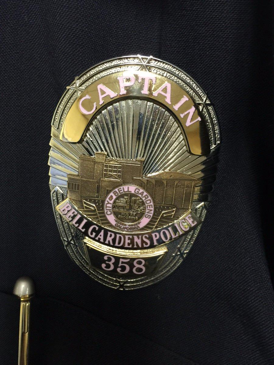 Bell Gardens Police on Twitter: