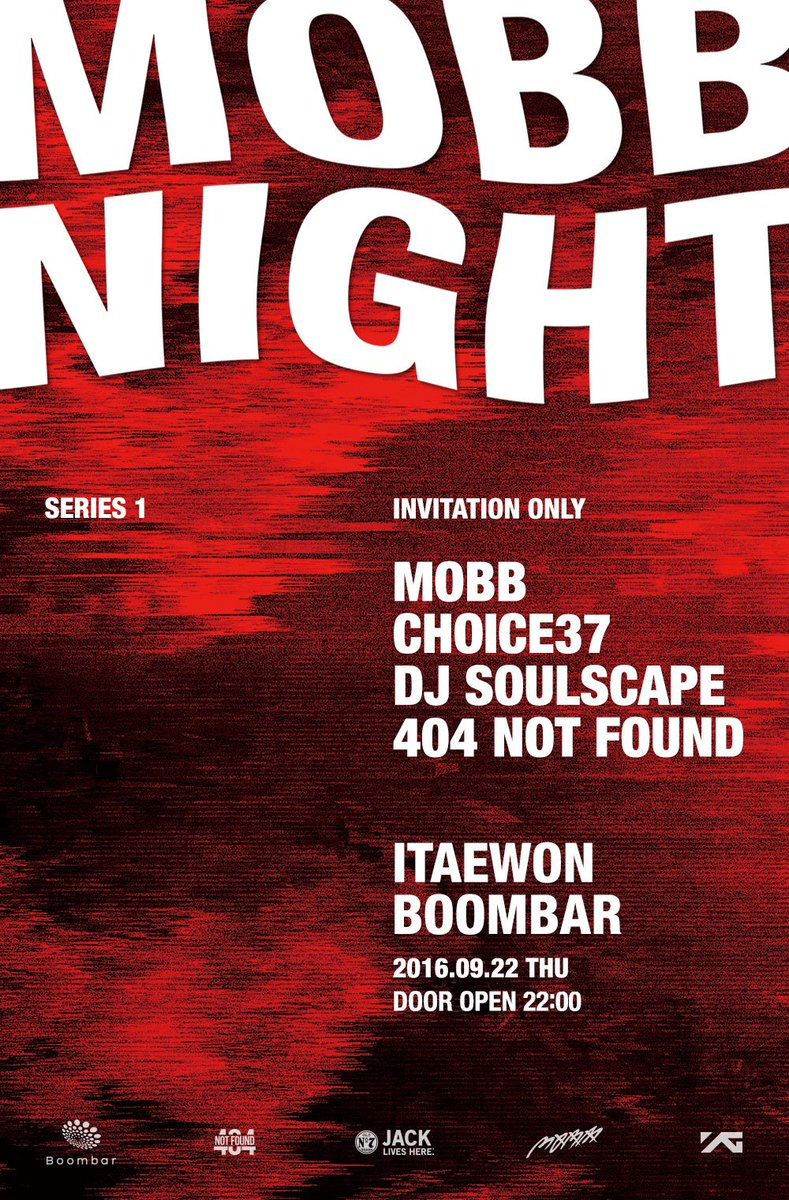 [MOBB NIGHT] More info @ https://t.co/S1JR61NZEa #맙 #MOBBNIGHT #PARTY #SERIES1 #MOBBTOWN #MINO #BOBBY #CHOICE37… https://t.co/mV4ypEnQJy