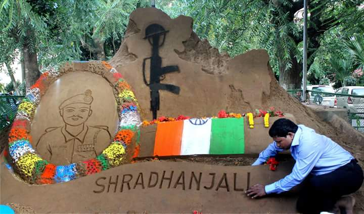 RT @chavinanupam: A tribute to soldier's who lost life in #Uri https://t.co/miUnsw8wWx