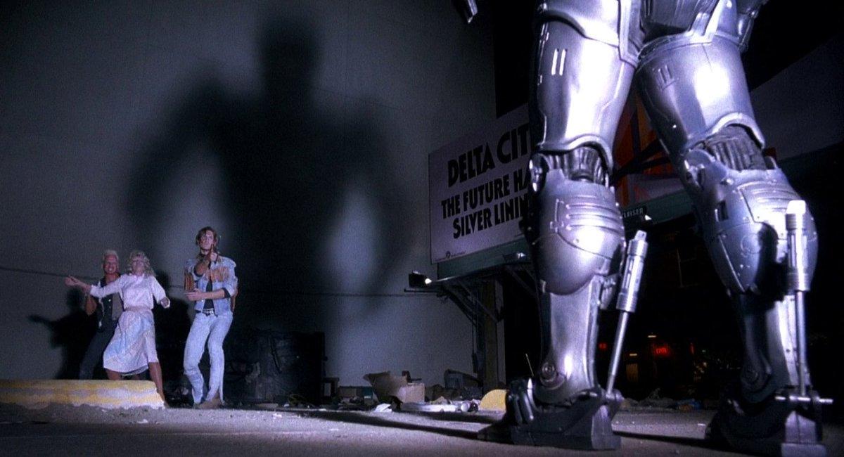 Image result for Robocop - dress shot