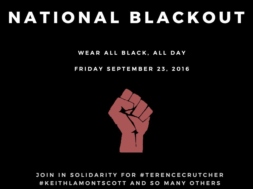 National Blackout