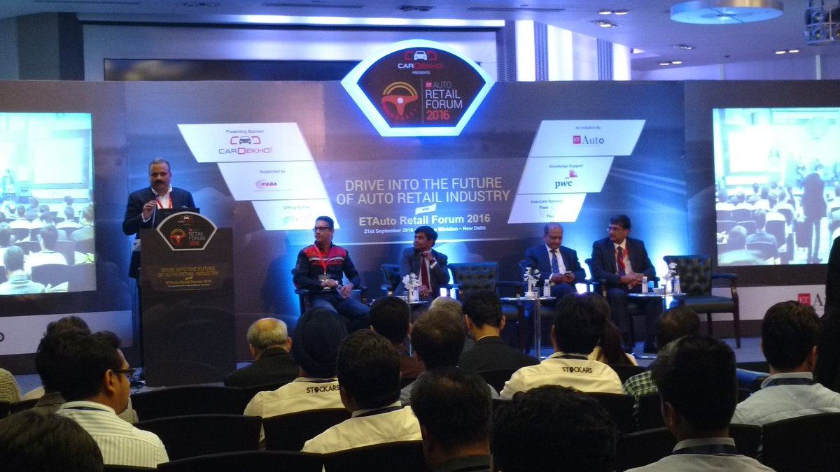 Right people with right mindset in the dealership will help in developing long term relationship #etautoretailforum https://t.co/A3ylU7cOnW