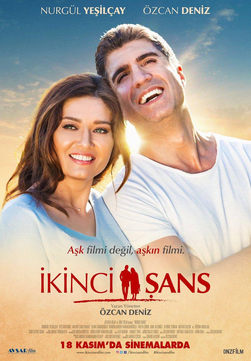 Ikinci şans On Twitter Aşk Filmi Değil Aşkın Filmi 18 Kasımda