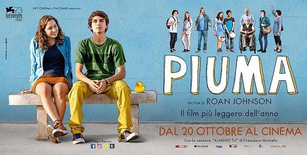 GRATIS al cinema con  PinkItalia x l anteprima di  Piuma a Roma 0079fc7fb73