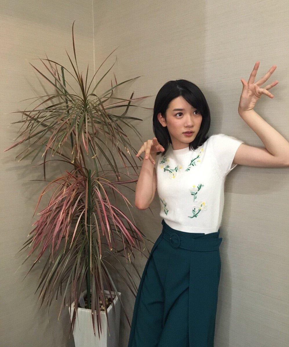 miwagaアイコラ永野芽衣
