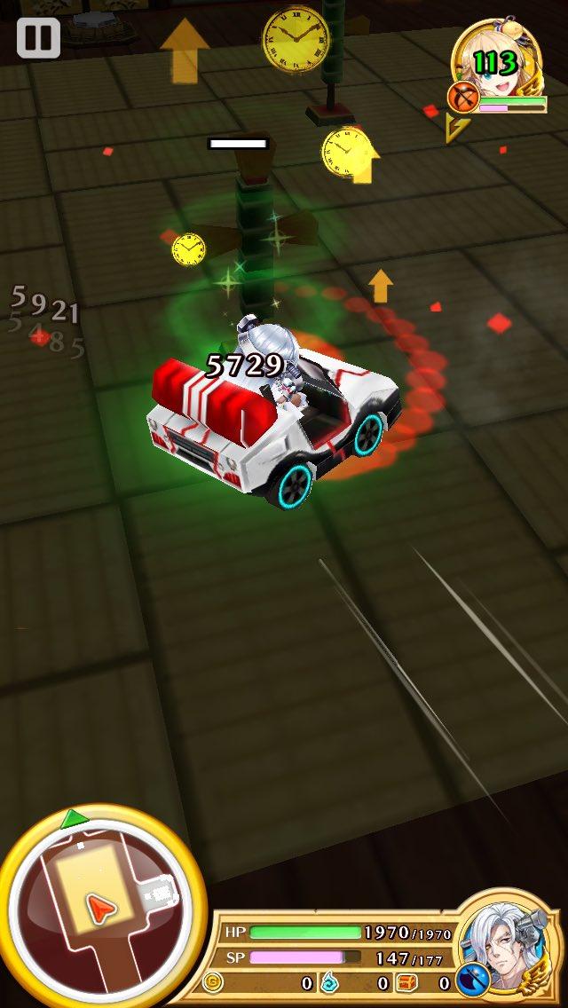 【白猫】探偵ネモモチーフ武器「真・フラッド・トラッシュ」のステータス&スキル性能情報!好きなキャラで車に乗って操作出来る武器スキルが面白い!【プロジェクト】